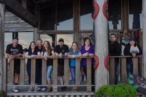 AGHOST Team at Blake Island