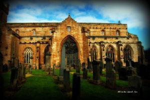 Church of Scotland Graveyard